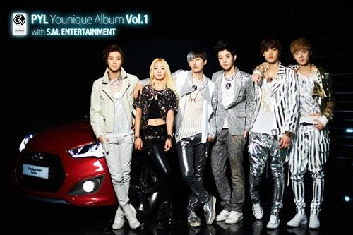 SM Collaborates with Hyundai, 'PYL Younique Album' Release