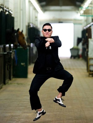Hollywood Reporter Adds 'Gangnam Style' to Pop Culture Dances