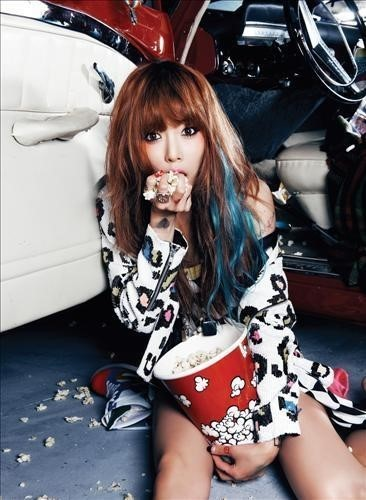 U.S. Billboard Chooses HyunA as a Candidate for Justin Bieber's New Girlfriend