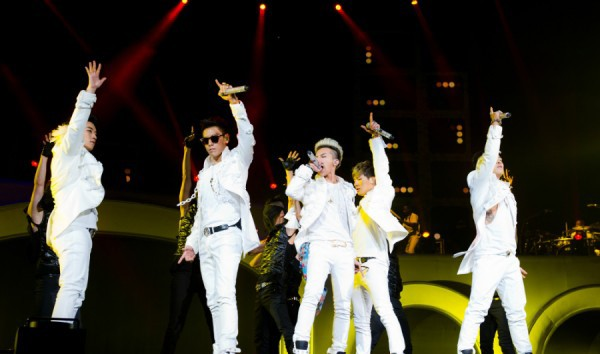 'K-Pop Fans for Hurricane Sandy Relief' Collects Donations from Big Bang Fans