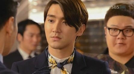 'King of Dramas' Choi Siwon Makes First Appearance