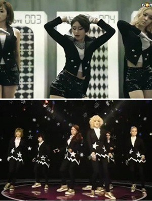 T-ARA Reaches 40,000 in Japan Album Sales, Number 4 on Oricon Chart