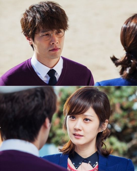School 2013 Jang Na Ra and Daniel Choi Face Off