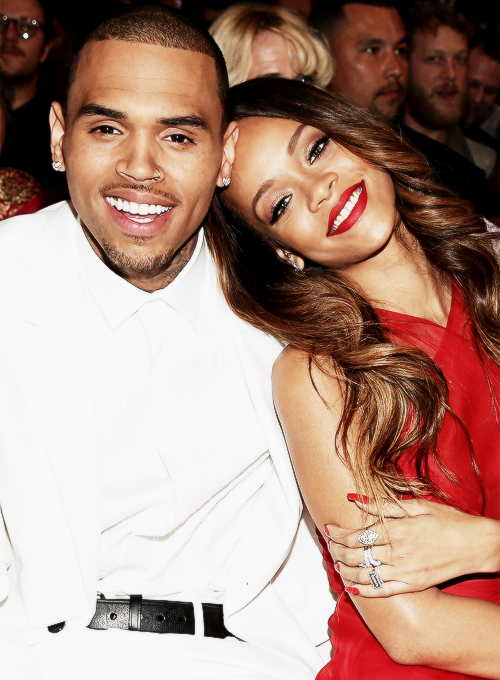 Grammys 2013: Rihanna   Chris Brown
