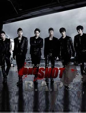 B.A.P 'ONE SHOT' a Success? Tops U.S-Canada-New Zealand iTunes Hip-Hop Charts!