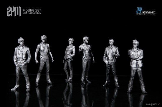 2PM to Release Limited Edition Figure Set on February 20