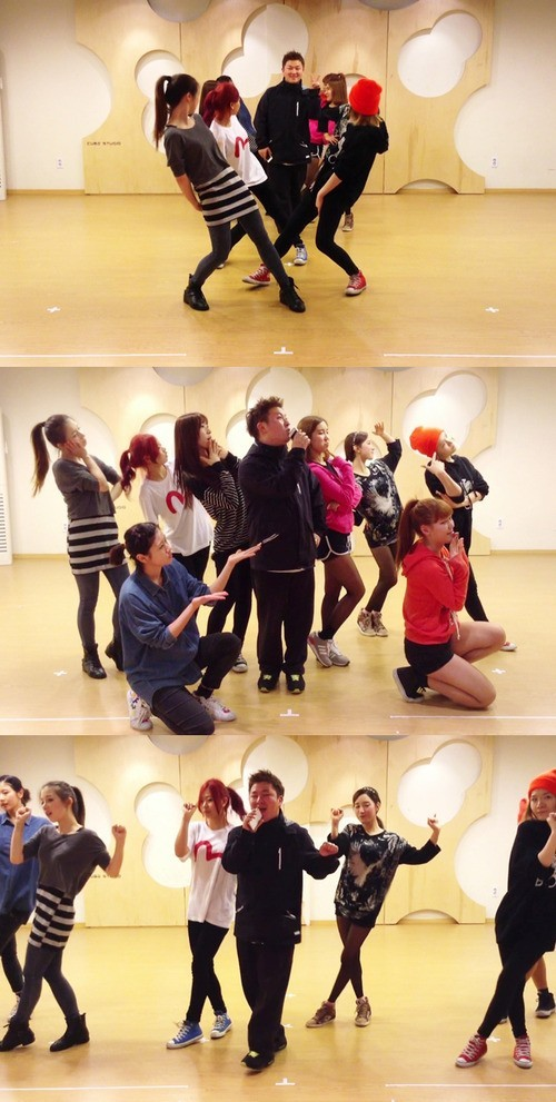 Huh Gak Reveals Funny 'Panic' Dance Practice Video Online