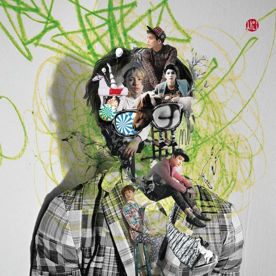 Group SHINee Releases 'Dream Girl' Album on February 20