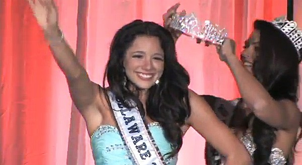 Melissa King Crowned Miss Teen Delaware