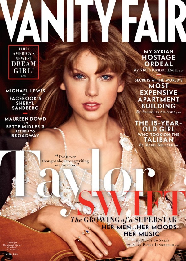 Taylor Swift Slams Tina Fey And Amy Poehler For Golden Globes Joke In Vanity Fair