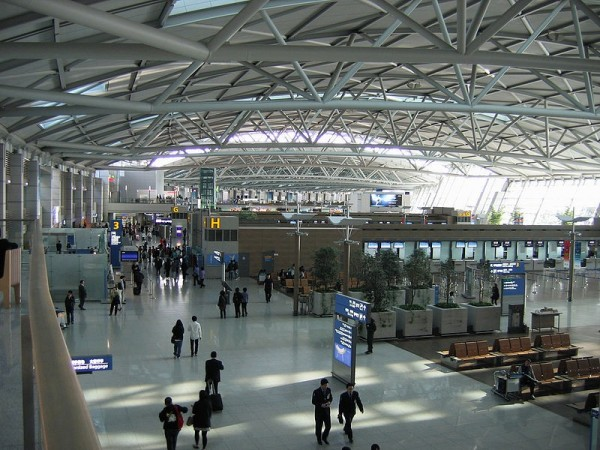 Seoul's Incheon Airport was named the best in Asia-Pacific for the 8th year in a row