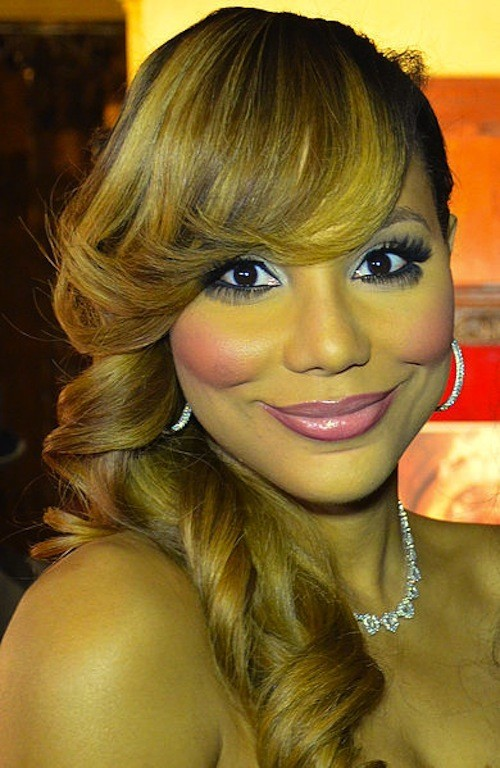 "Tamar Braxton Of Braxton Family Values To Good Morning America: ""I'm Pregnant!"""