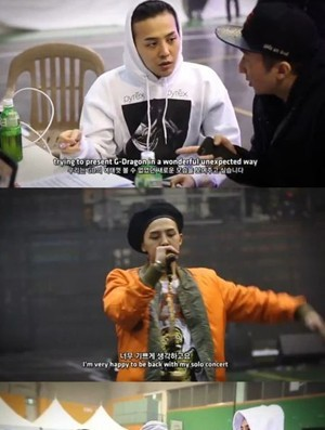 Big Bang G-Dragon Reveals his Professionalism through World Tour Trailer