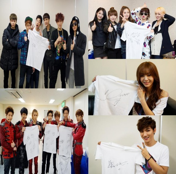 BEAST Joins in and Donates for the Nepal Hope School Project, 'Importance of Giving'