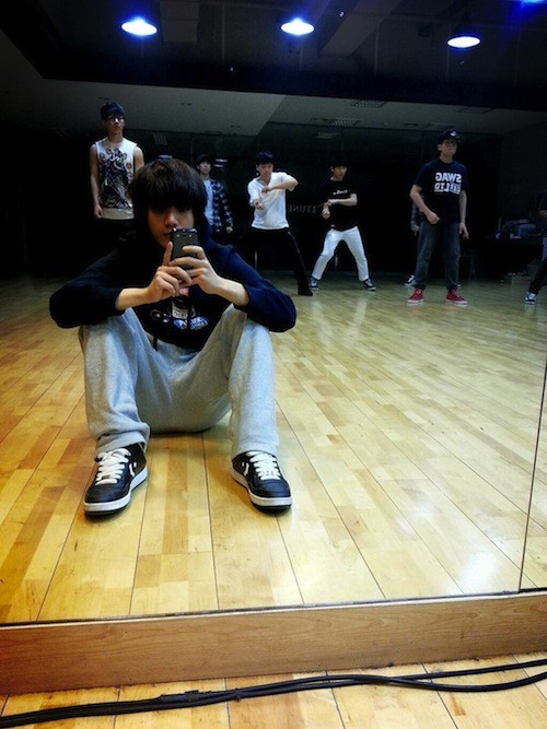 Mir tweets hint about MBLAQ comeback and pic of choreography practice