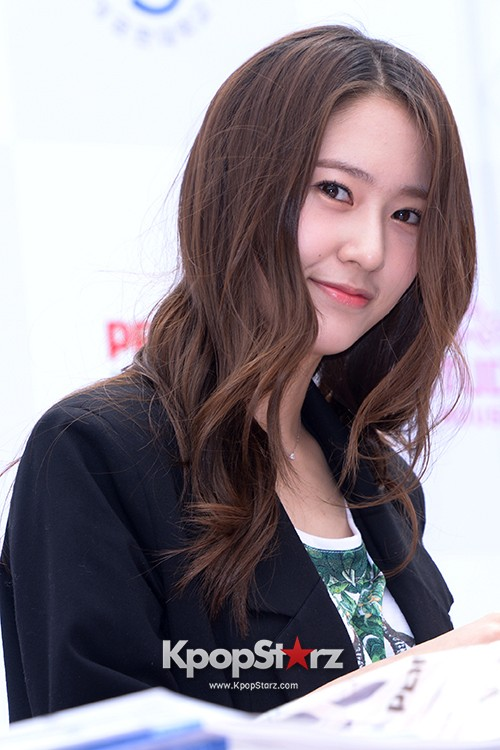 f(x) Krystal Opens Up About The Pressures Of Being An Idol ... F(x) Krystal 2013
