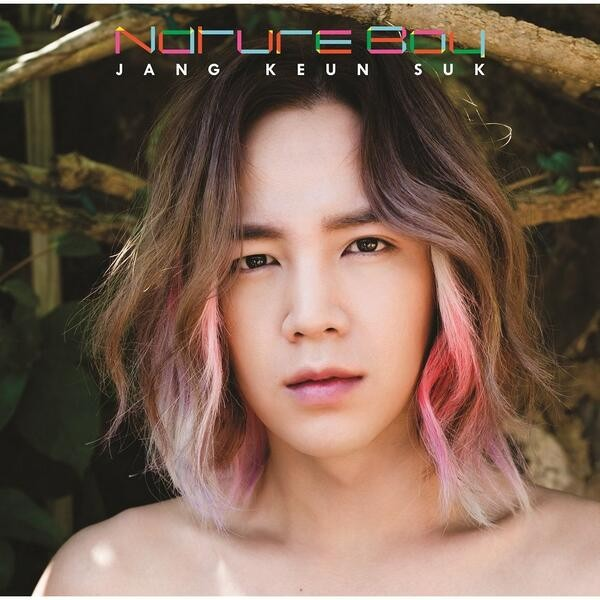 Jang Keun Suk will release his new Japanese album 'Nature Boy' on May 29