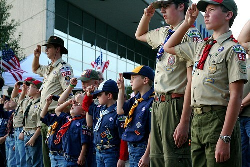 Southern Baptist Response To Boy Scouts Gay Policy: Homosexual Conduct Against Scout Oath, 'Ungodly And Unacceptable'