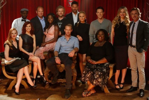 """True Blood"" cast ready for Season 6 premiere"
