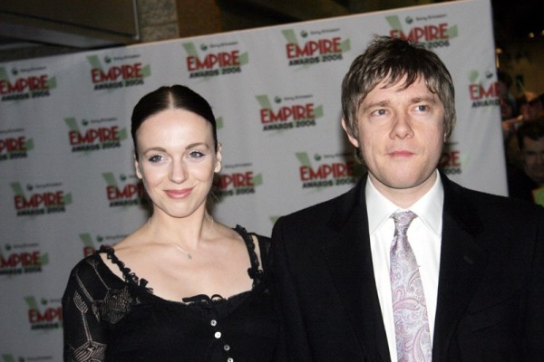 Will Mary Morstan be played by Martin Freeman's real life partner Amanda Abbington?