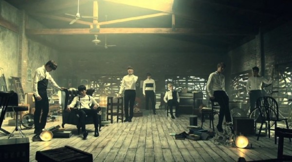 Group U-KISS Reveals Japanese PV for 'Inside of Me'