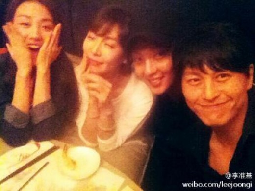 lee jun ki 'two weeks' cast group picture