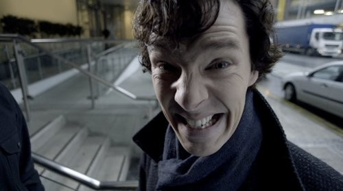 """Sherlock"" Comic-Con panel reveals Mary Morsten and season 4."