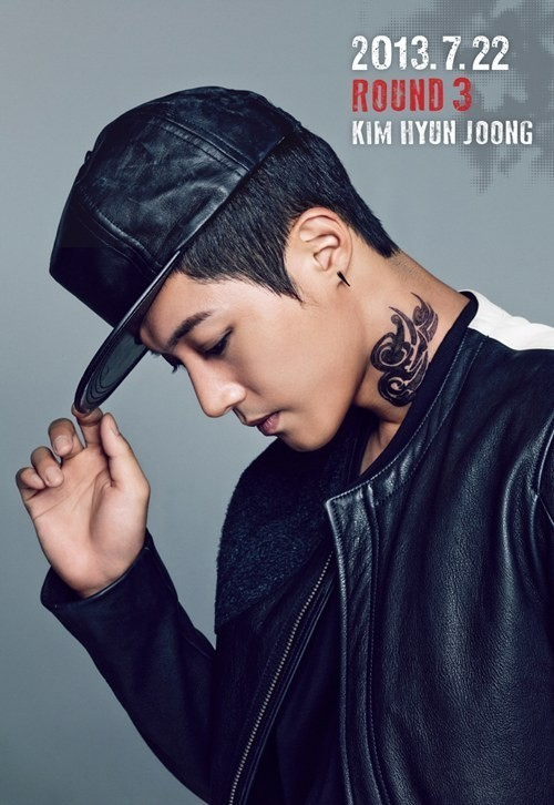 Kim Hyun Joong New Album Takes First Place on Thailand iTunes Album Chart