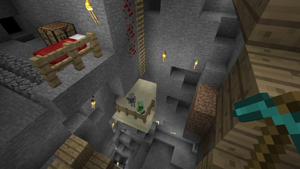 4J Studios begged fans to stop asking about the TU12 patch update for Minecraft: Xbox 360 Edition on Tuesday, saying they will inform gamers once the bug testing is finished.
