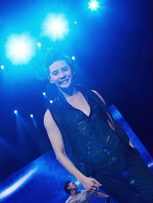 JYJ Junsu Successfully Finishes Shanghai Concert for Asia Tour with 4,000 Fans