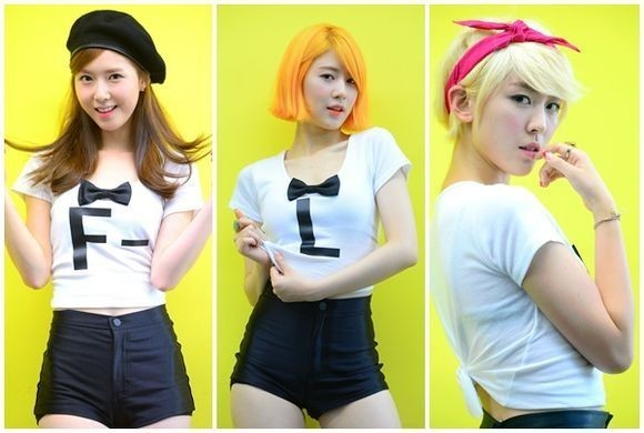 Five Dolls Introduces Their 3 New Members