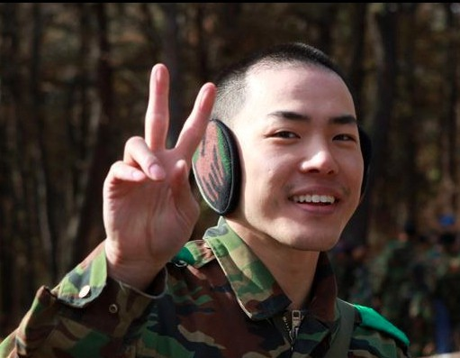 R&B singer Wheesung has apparently had a hard time playing by the rules during his mandatory enlistment in the South Korean Army.