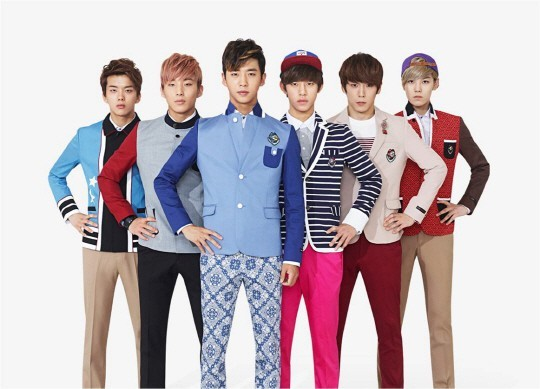 Big Bang… BEAST… B.A.P… The Popular Idol 'B Lineage' School Uniform Models