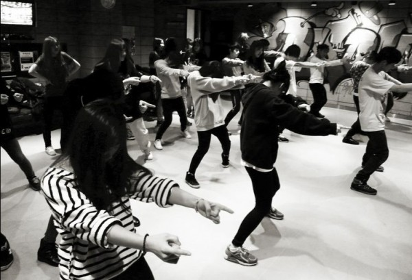Def Dance Skool in Seoul's Gangnam District is one of the thousands of K-pop training schools that have popped up recently around South Korea.