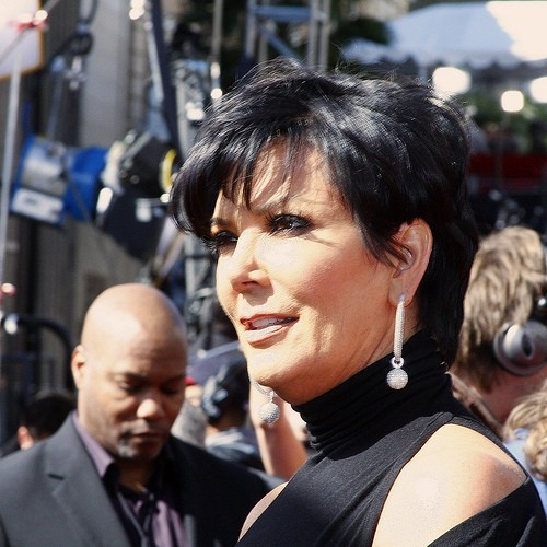 Kris Jenner Wants To Keep Up Her 'Healthy Image' On Reality Show