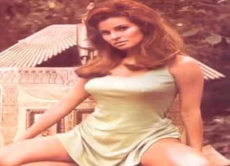 Raquel Welch To Be In New Versace Movie