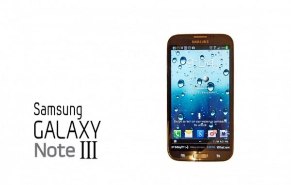 Samsung Galaxy Note 3 Release Date: Big Screen Smartphone With 5.68-Inch Full HD Display To Be Launched On September 4