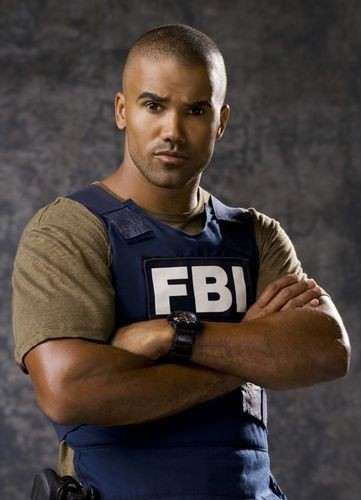 Shemar Moore of Criminal Minds